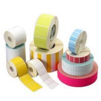 Hot sale Self-adhesive Stickers Labels Carbonless paper thermal paper rolls Sheets Forms Manufactures