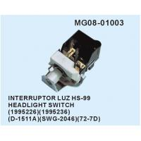 STANDARD MOTOR PRODUCTS DS177 HLS5 SW144(WELLS) 1995154 HEADLIGHT SWITCH Manufactures