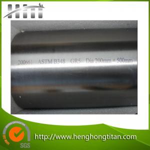 High Quality ASTM B348 Titanimum and Titanimum Alloy Bar Manufactures