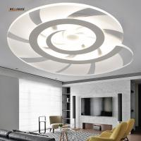 Quality Modern LED Ceiling Lights Acryl Round Conch Ceiling Lamp Home luminaria Living Room Dining fixtures Lustre Indoor Light for sale
