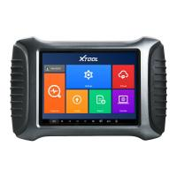 [ UK Ship No Tax ] XTOOL A80 H6 All System Car Diagnostic Tools Auto Programmer Odometer Adjustment Tools Manufactures