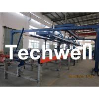 Automatic Auto Stacker Machine / Sandwich Panel Machine for Stack Roof Wall Panels Manufactures