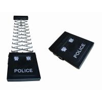 Safely Metal Police Roadblocks Automatic Road Barrier Quick assembly Manufactures