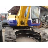 Japanese 20 TON Second Hand Excavators , Pc200 Komatsu Excavator Year 1998 Manufactures