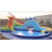 Quality water park equipment for sale inflatable water park water park equipment for sale
