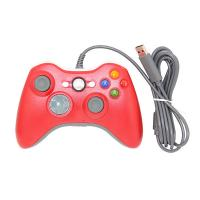 China USB Xbox 360 Controller Joystick , Joypad Xbox 360 Wired Controller Gamepad For PC on sale