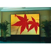 P2 Indoor Full Color LED Display With Meanwell Power Supply , 250000/Sqm Density Manufactures