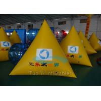 Entertainment Inflatable Floating Marker Buoys For Water Activity CE Approval Manufactures
