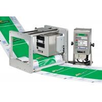 220V TTO Intermittent thermal transfer ribbon printer for 2D barcode printing Manufactures