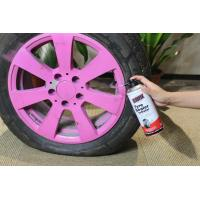 Professional car cleaning chemicals for tyre puncture / leak sealer & inflator Manufactures