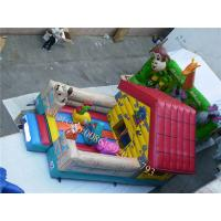 inflatable bounce-outdoor playground equipment inflatable indoor playground Manufactures