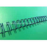 Metal Double Loop Wire Spiral Binding Combs 12.7mm Secure Document Pages Manufactures