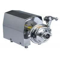 Buy cheap Sanitary Stainless Steel Food Grade Centrifugal Pump / Milk Transfer Pump from wholesalers