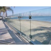 Baby Balustrade DIY Glass Pool Fencing Baby Guard Rail Manufactures
