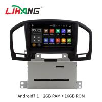 Android 7.1 Opel Car Radio DVD Player Insignia With Multimedia Radio Manufactures