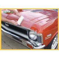 Car Collision Wrap Film Vehicle Clean Wrap Paint Protection Film Manufactures