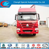 HOWO 6X4 340 Horse Power CNG Truck Tractor for Sale Manufactures