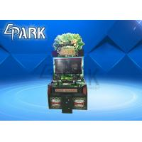 Indoor Target Shooting Game / Coin Operated Arcade machine 220 V 450W Manufactures