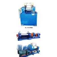 Machinery Catalogue Two Roll Mixing Mill (A) Manufactures