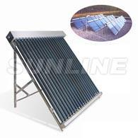 Tubular Solar Water Heating System Manufactures