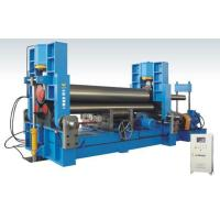 W11SNC upper roll mult-function 3-roller rolling machine Manufactures