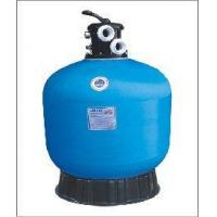 China TOP-MOUNT VALVE SAND FILTERS on sale