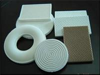 Buy cheap Ceramic Foam Filter infrared ceramic plate from wholesalers