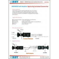 China RS232-RS485 Half-duplex isolate converter on sale