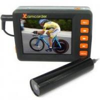 "Digital Video Recorder with 2.5"" LCD, Helmet Camera DVRs"