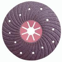 Coated Abrasives ABSD(FIDS)-Spiral Grinding Discs Manufactures