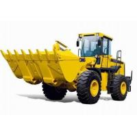 Earthmoving Machinery ZL60G Wheel loader Manufactures