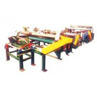 rubber cord and sheet multi blade slitting machine 3 Manufactures