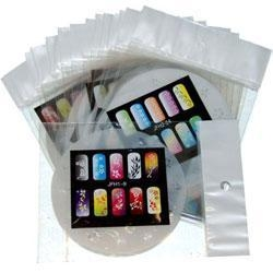 Quality Airbrush Nail Stencil and Ink Nail Stencil 1 for sale