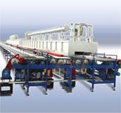 RG Series Fully Automatic Roller Electric Kiln Manufactures