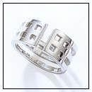 Quality Rings Waffle Model :R-0045 for sale