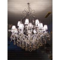 2010 the latest style metal crystal chandelier Manufactures