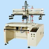 Quality Motor Slide Shuttle Type Flat Surface Screen Printer for sale