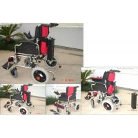 Power wheelchair/ Electric wheelchair Product name :Comfy hub motor power chair Manufactures