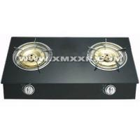 double burners gas stove XXRS-2-17 Manufactures