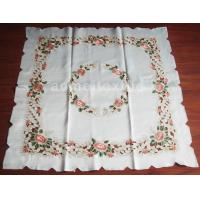 Table cloth Embroidery table cloth -SL09-14 Manufactures