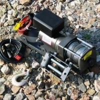 Recovery Equipment Electric Winch - 2000LB DEW-2000 Manufactures