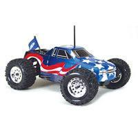 Monster Trucks AS20110 Team AssociatedRC18MT RTR 1/18th 4WD Micro Monster Truck Manufactures