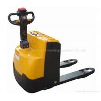 AC motor Electric Pallet Truck WP15-20X Manufactures
