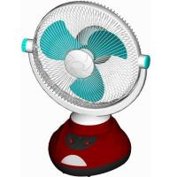 YG-3802-14 inch Rechargeable Fan Light Manufactures