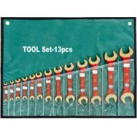 Non-sparking Safety Tools DoubleOpenEndWrenchSet Manufactures