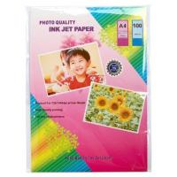 China Inkjet paper and photo paper Self-adhesive Inkjet Paper Inkjet paper and photo paper on sale