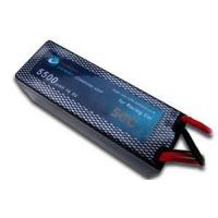 LiPo/Li-ion Battery High Rate LiPo battery with Hard case for Racing Vehicle Manufactures