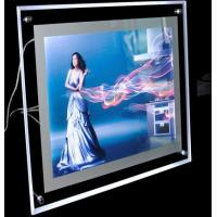 LED crystal lightbox Manufactures