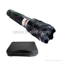 China Police Usage Green Laser 200mW 532nm Two Modes Adjustable Spot Size (10-60) on sale