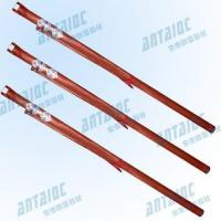 Electrolytic ion grounding rods